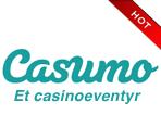 Besøk Casumo å få deres casino bonus