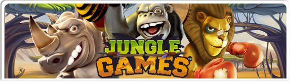 Jungle Games - Mobil6000