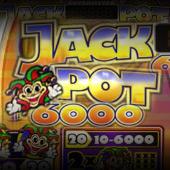 Casinoturnering Jackpot 6000 Unibet