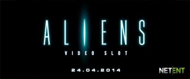 Net Ent lanserer Aliens 24. april 2014