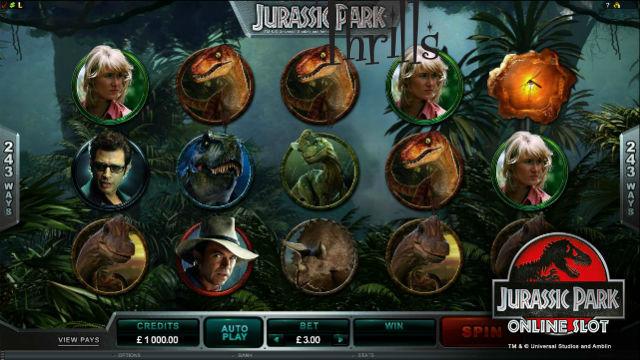 Vinn reise til Jurassic Park-øya med Thrills!