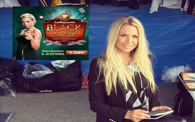 LeoVegas Nordisk Mesterskap i Blackjack 2014