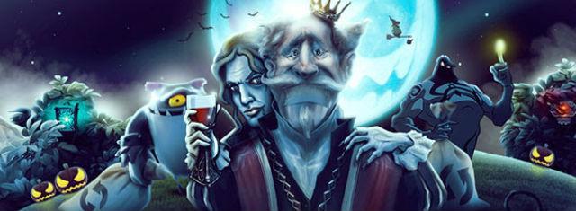Freespins-Halloween på Casino Saga!