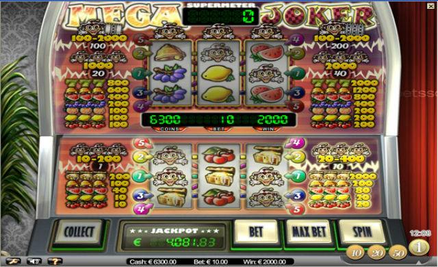 Mega Joker Jackpot nærmer seg 400 000 kr!