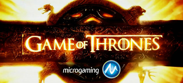 Microgaming lanserer snart Game Of Thrones