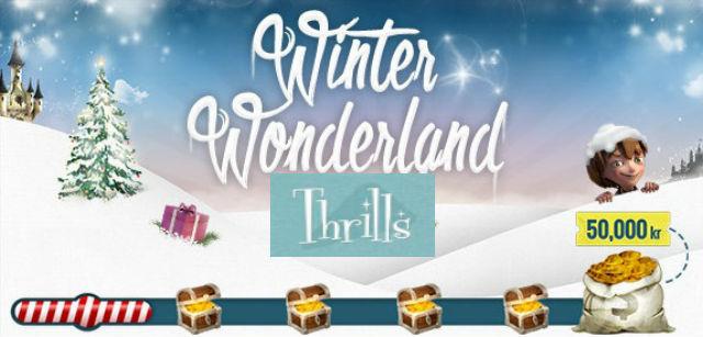 Thrills Casino feirer ettårs-jubileum med freespins!