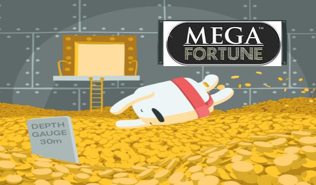 Casumo: 20 freespins på Mega Fortune!