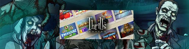 Thrills Casino: Zombieween starter i dag!