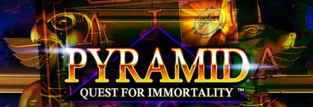 Ny automat på Betspin: Pyramid: Quest for Immortality