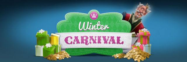 Julekampanjer hos Casumo og Casino Heroes!