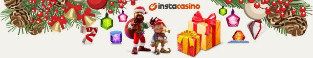 Juletilbud hver dag på Instacasino!