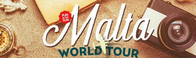 CasinoRoom: vinn luksusreise til solfylte Malta!