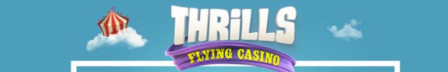 Thrills Casino-kampanje med supre tilbud hele denne uken!